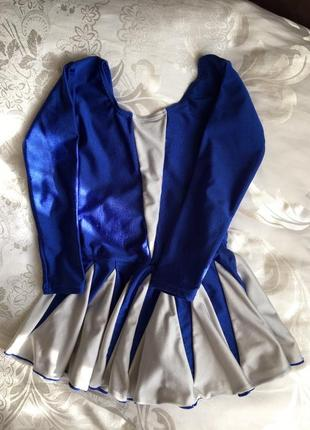 Боди платье для занятий гимнастикой #розвантажуюсь