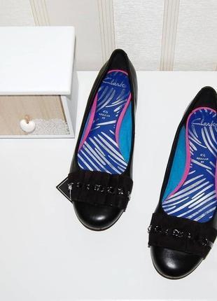 Балетки кожа туфли 37 р, 24 см