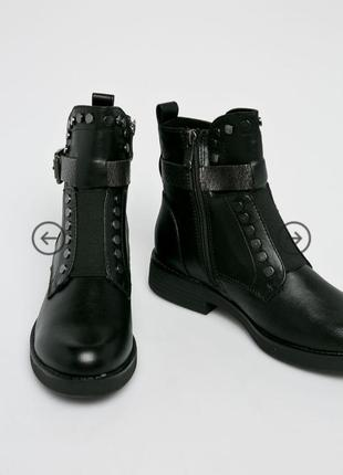 Ботинки фирмы marco tozzi