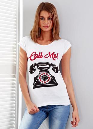 Женская футболка 1723