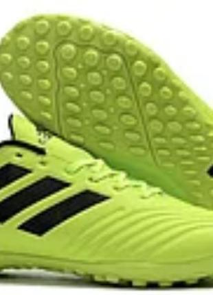 Футбольные сороконожки adidas predator tango 18.4 tf