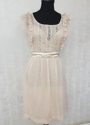 Miss selfridge англия платье