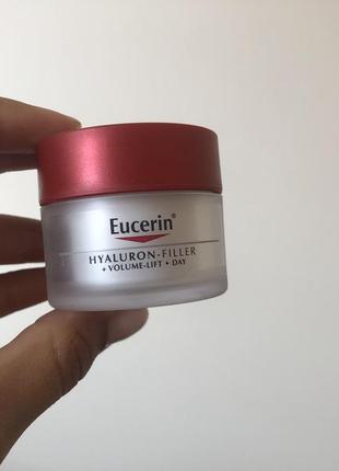 Антивозрастной крем - лифтинг eucerin