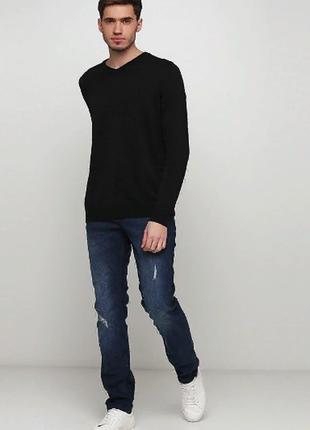Мужские джинсы slim fit  от livergy