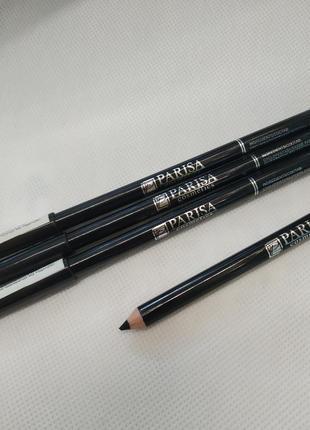 Чорний олівець для очей від parisa