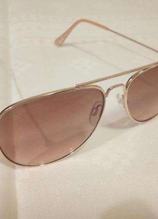 """Солнцезащитные очки н&м, """"авиаторы""""2 фото"""