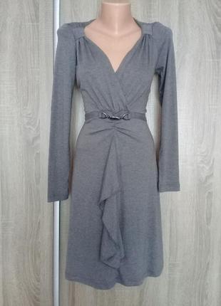 Нарядное базовое платье