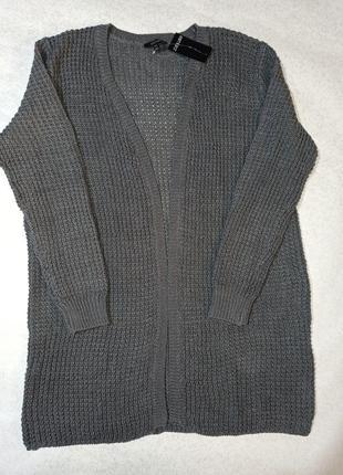 Модный вязанный кардиган esmara. размер s, евро 36-384 фото