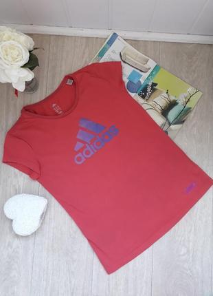 Классная футболка размер м adidas оригинал