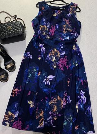 Красивое стильное платье, размер xl