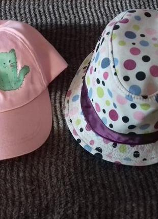 Летние головные уборы девочке 8-13 лет,кепка, шляпа,блейзер