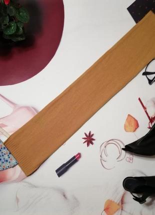 Трикотажный шарфик marks&spencer, 100% натуральный кашемир