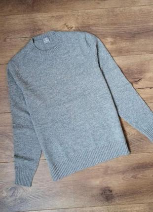 Кашемировый шикарный теплый мягкий базовый  свитер джемпер 🌺