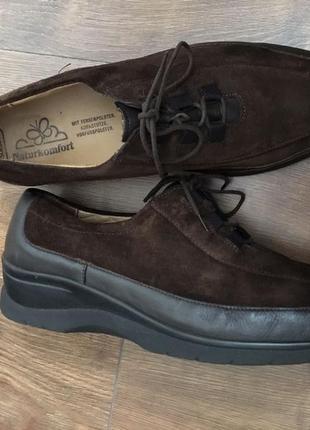 Туфли, лоферы solidus naturcomfort