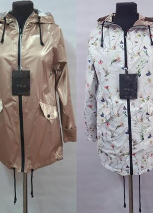 Модная двухсторонняя куртка размер s и  m