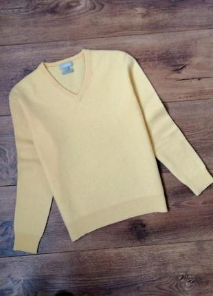 Теплый кашемировый зимний свитер джемпер 🌺