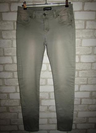 Зауженные брюки р-р 12 бренд hydee