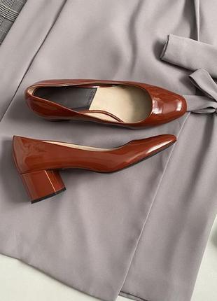 Шикарные туфли mango
