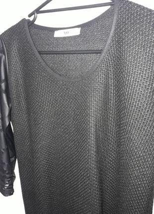 Интерестный свитерок
