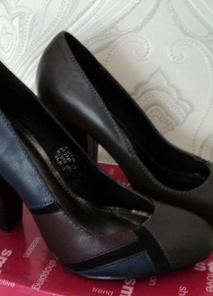 Туфли centro 37 р.