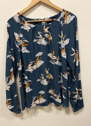 Блуза savanna p. 44 #700 новое поступление🎉🎉🎉1+1=3🎁