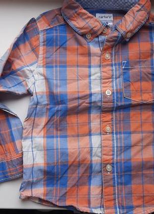 Рубашка 24мес