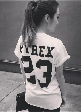 Pyrex 23 vision champion футболка новая тенниска майка поло polo рубашка лучший подарок