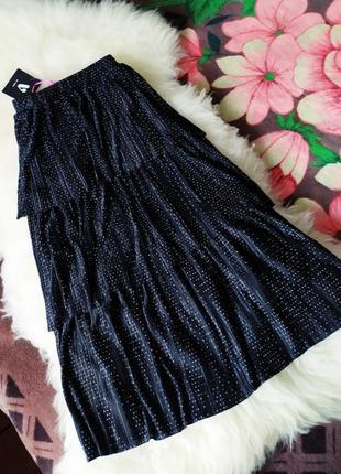 Крутая юбка плиссе от by very