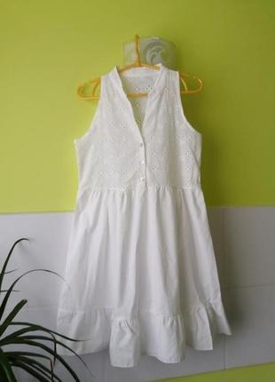 Белое платье прошва италия