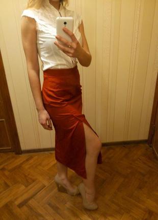 Супер модная юбка
