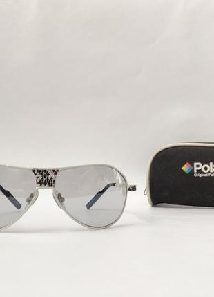 Качественные брендовые солнцезащитные очки авиаторы, имиджевые очки