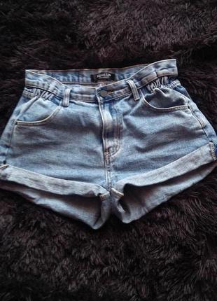 Шорти джинс