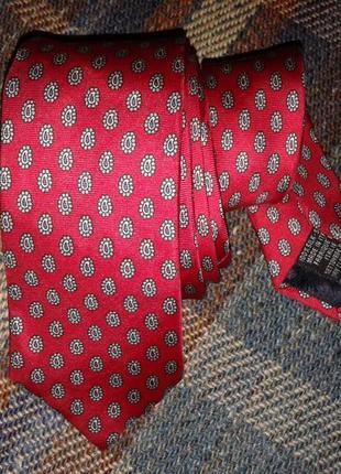Шелковый галстук angelo bosani tie rack, италия