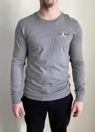 Лонгслив jordan sportwear air jumpman long-sleeve оригинал
