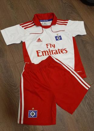 Футбольная форма adidas оригинал