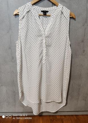 Блуза в звездочку