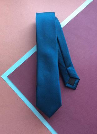 Мужской узкий галстук burton