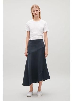 Ассиметричная юбка cos