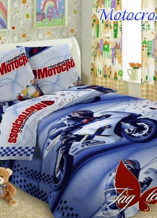 Детское постельное белье тм тag (украина) хлопок
