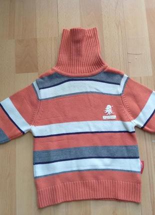 Детский свитер на мальчика