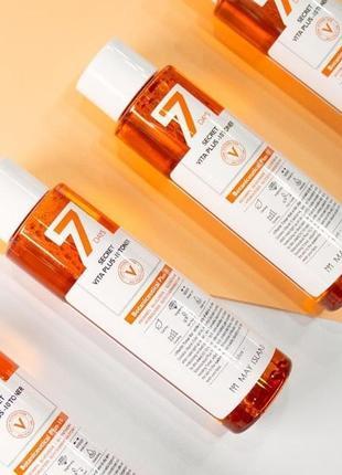 Витаминный тонер для лица may island seven days secret vita plus-10 toner - 155 мл
