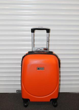 Чемодан валіза польский поликарбонат fly ,дорожная сумка