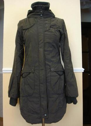 Демисезонная осенняя весенняя куртка парка бренд crafted