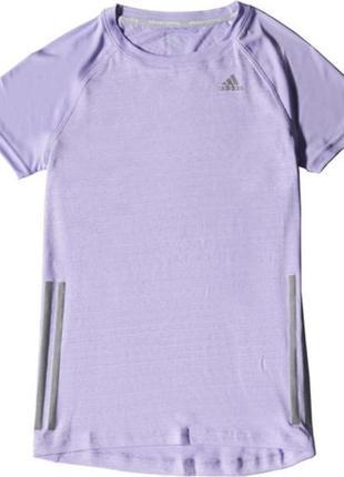 Дышащая спортивная термо футболка adidas supernova оригинал для тренировок