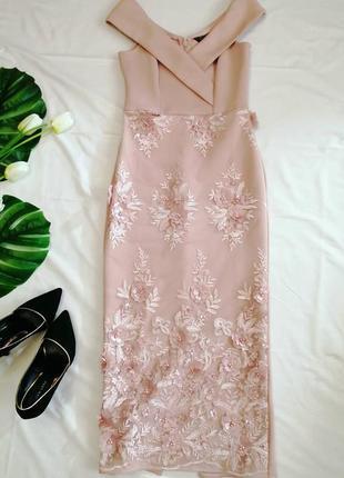 Вечернее платье lipsy вечірня сукня