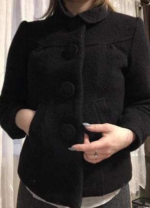 Тёплый пиджак