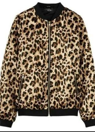 ##розвантажуюсь красивая куртка бомбер ветровка на тёплую весну осень esmara 40/42
