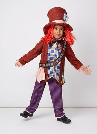 Шляпник алиса в стране чудес 3-4 года