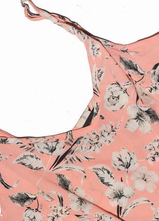 Ромпер в цветочный узор new look