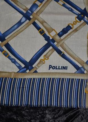 Котоновый платок pollini